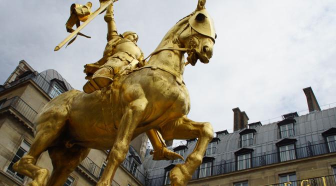 Photographies Jeanne d'Arc, la statue équestre par © Hatuey Photographies