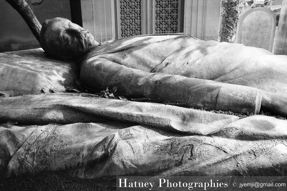 """Paris, Cimetiere du Pere Lachaise, Tombe de Félix Faure, Président de la République """"©Hatuey Photographies"""""""