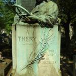 """Paris, Cimetiere du Pere Lachaise THERY Léon """"©Hatuey Photographies"""""""
