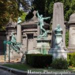 """Paris, Cimetiere du Pere Lachaise, Anatole DE LAFORGE """"©Hatuey Photographies"""""""