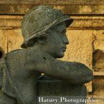 """Automne, Paris, Cimetiere du Pere Lachaise , Photographies de la tombe de CHARLET-REYJAL""""©Hatuey Photographies"""""""