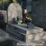 """Paris, Cimetiere du Pere Lachaise , Photographies de Paris, Cemetery Graveyard Cementerio Cimitero Friedhof , Cimetiere du Pere Lachaise , Photographies de la tombe de Ticky HOLGADO par """"©Hatuey Photographies"""""""