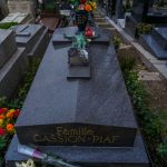 Art Funéraire, Cemetery, Cimetière, Cimetière du Père Lachaise, France, Friedhof, PIAF Edith, Paris, Père Lachaise, Père-Lachaise, cimitero, graveyard, ©Hatuey Photographies,Rue:Avenue Transversale N°3