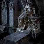 """Paris, Cimetiere du Pere Lachaise , Photographies de la tombe de GUERINOT Antoine Gaétan """"©Hatuey Photographies"""" Cemetery Graveyard Cementerio Cimitero Friedhof"""