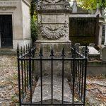 """Paris, Cimetiere du Pere Lachaise , Photographies de Paris, Cemetery Graveyard Cementerio Cimitero Friedhof , Cimetiere du Pere Lachaise , Photographies de la tombe de Roblès Jacob (1782-1842) par """"©Hatuey Photographies"""
