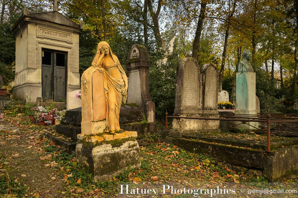 Automne, Art Funéraire, Cemetery, Cimetière, Cimetière du Père Lachaise, France, Friedhof, Paris, Père Lachaise, Père-Lachaise, cimitero, graveyard, ©Hatuey Photographies