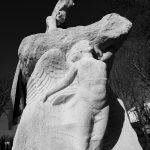 """Paris, Cimetiere du Pere Lachaise , Photographies de Paris, Cemetery Graveyard Cementerio Cimitero Friedhof , Cimetiere du Pere Lachaise , Photographies de la tombe de ANTRANIK Ozanian général (1866-1927) par """"©Hatuey Photographies"""