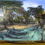 Art Funéraire, Cemetery, Cimetière, Cimetière du Père Lachaise, France, Friedhof, Hatuey Photographies, Paris, Père Lachaise, cimitero, graveyard,360VR,360,
